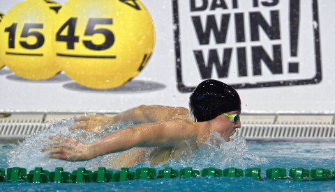 Ned: Swimcup, Eindhoven